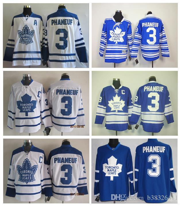 2018 Mens Toronto Maple Leafs  3 Dion Phaneuf Blue White Winter Classic  Jersey Wholesale Cheap Hockey Jerseys From B38326411 f8358a905