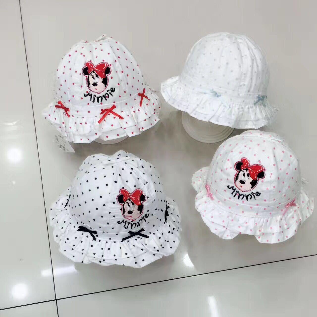 Mixed design Infant Baby girl Sunhat Hat cap sun hat new