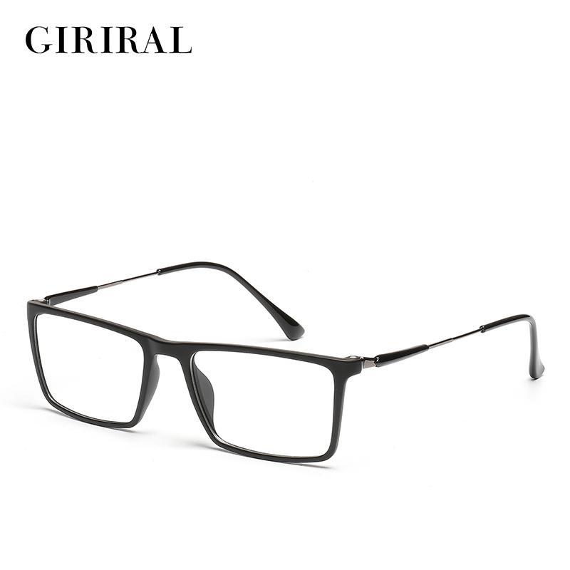 Großhandel Großhandels Männer Tr90 Brille Rahmen Klar Myopie Marke ...