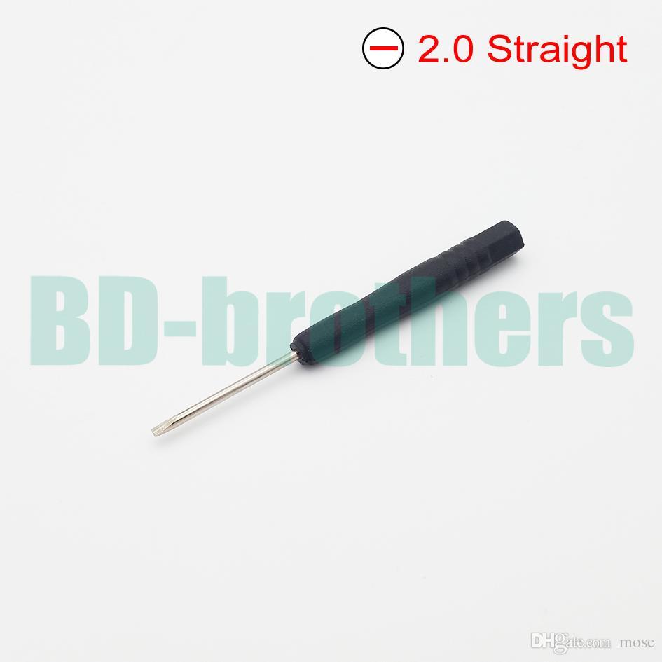 8 en 1 Reparación de herramientas de apertura del equipo con 5 puntos Star Pentalobe Destornillador para iPhone 4G 4S 5G 5S 3G 6 6PLUS 6S /