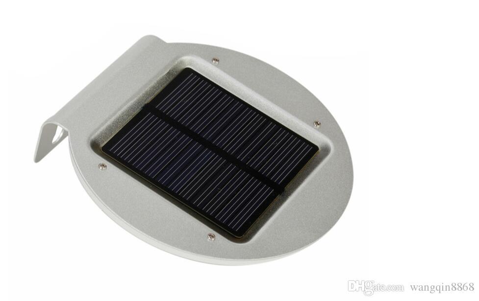 New 16 LED Outdoor Solar Sensor de luz LED, sensores movimento Faixa de detecção Com o anoitecer ao amanhecer escuro Sensing Auto On / Off Função