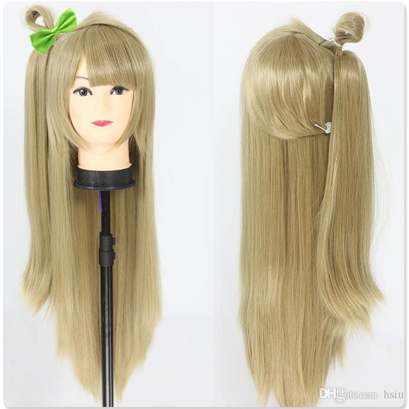 Hsiu Lovelive! Love Live Cosplay Wig Kotori Minami Costume Play Adult Wigs  Halloween Anime Hair Costume For Cosplay Black Wig Costume From Hsiu, ...
