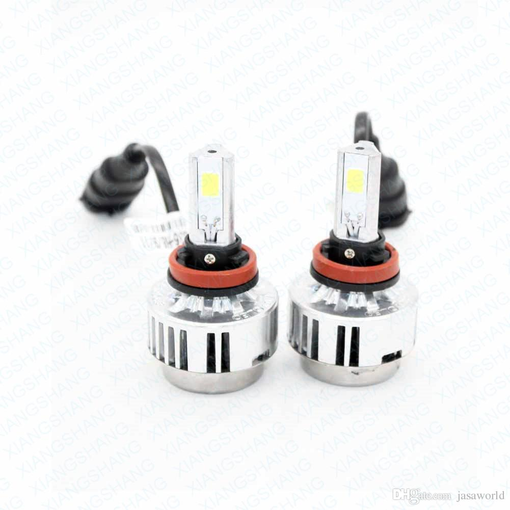 Ford Focus MK1 Super White Xenon HID Upgrade Parking Beam Side Light Bulbs