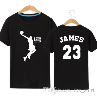 Lbj King T Shirt LeBron James Short Sleeve Gown Basketball Sport Tees  Leisure Unisex Clothing Quality Cotton Tshirt Shirt On T Shirt Hilarious Tee  Shirts ... 4e0da10245f3