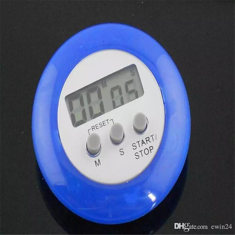Mini Digital LCD Kitchen Countdown Stopwatch Cooking Count Down Clip Timer alarm kitchen using best kitchen timers