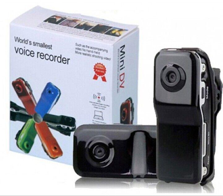 --Aerial Recorder Camera Compact DV HD Small Camera MD80 Y2000 Q7
