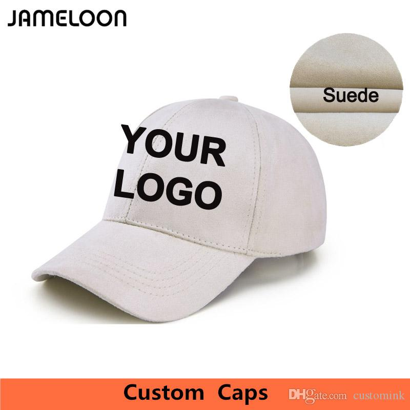be6583e3a Zefit Custom 3D Embroidery LOGO Suede Fabric Adult Kids Baseball Caps  Family Dancers Team Design Curved Brim Printing Cotton Hats Baseball Caps  For Men Mesh ...