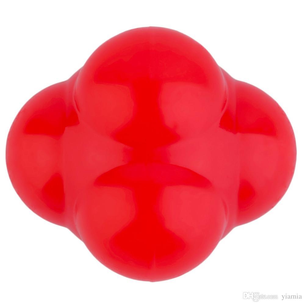 Arrivée Boule de Réaction en Silicone Agilité Coordination Réflexe Exercice Entraînement Balle Drop Shipping