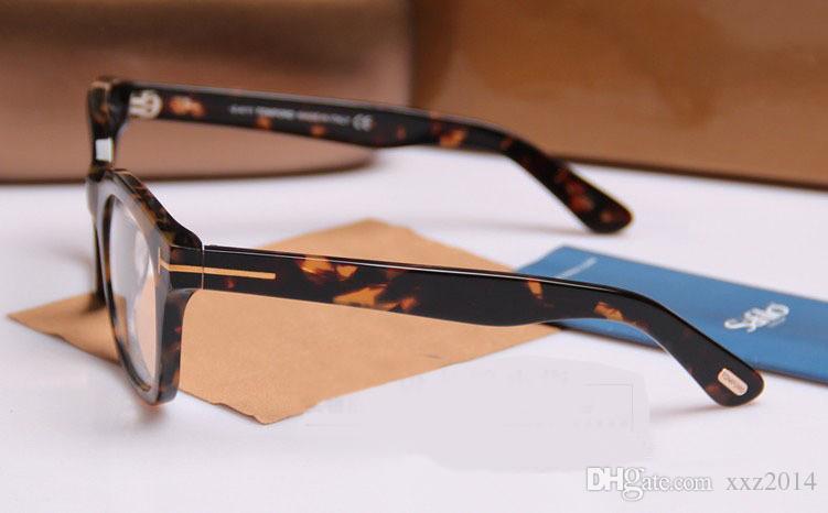 Star-style TF5179 pure-planche Big-carré lunettes frame51-22-145male lunettes de vue cadre lunettes de soleil en gros livraison gratuite