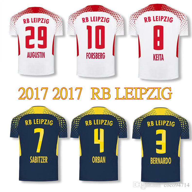 Maglia Home RB Leipzig portiere