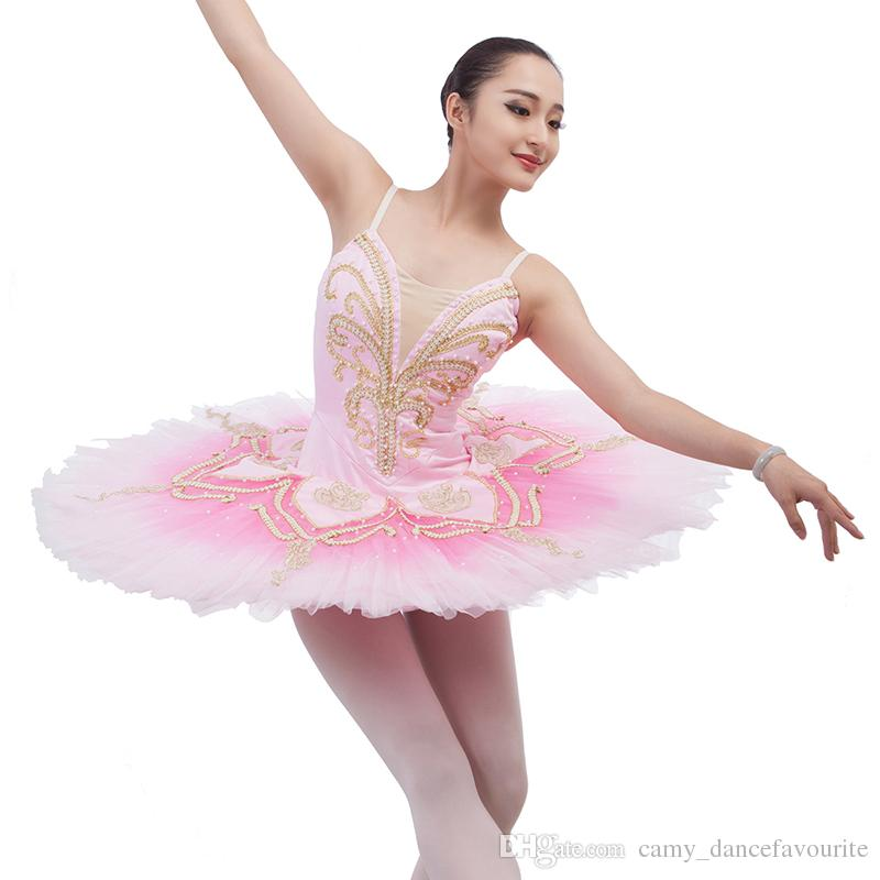 5455e68f7 2019 Dance Favourite Customized Unique Sugar Plum Fairy Professional  Classical Tutu Dress For Adult Girls Ballet Dancing 17006 From  Camy_dancefavourite, ...