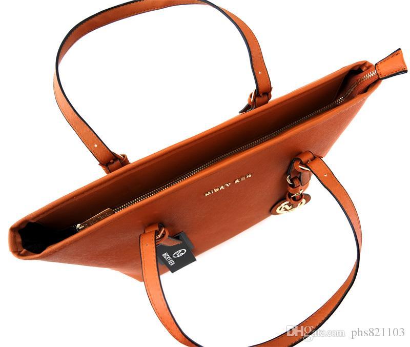 famous brand fashion women bags MICKY KEN lady PU leather handbags famous Designer brand bags purse shoulder tote Bag female 6821