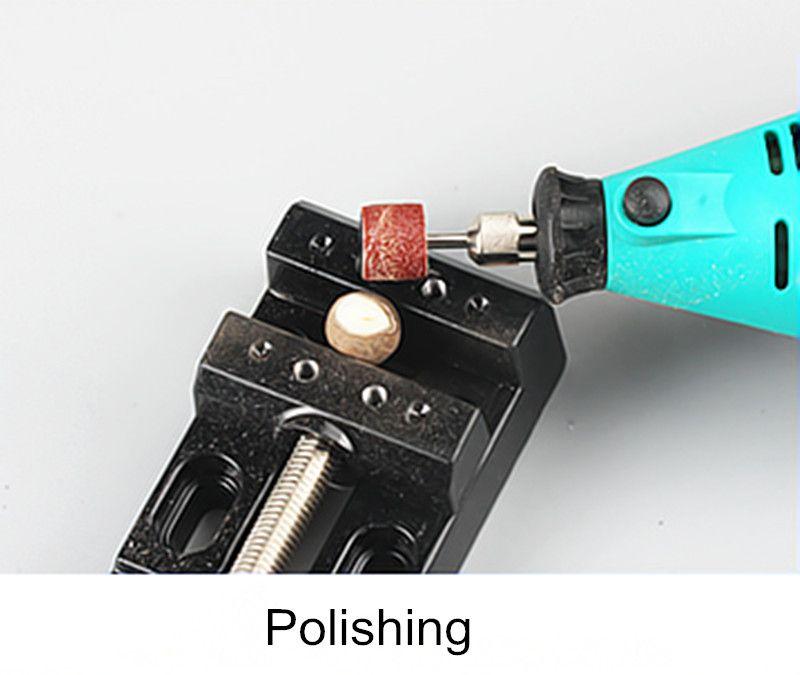 180W Mini Grinder Electric Variable Speed Sander Polisher Dremel Rotary Drill Tools Grinding Machine lixadeira Polisaj Makine