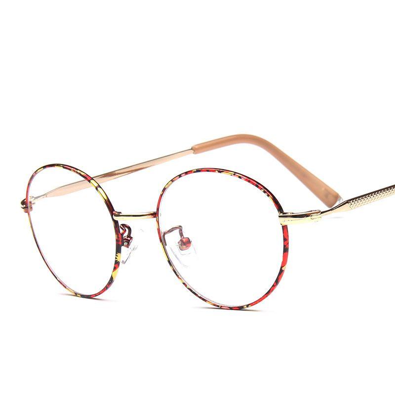 2018 Wholesale Eyeglass Frame Eyewear Of Spectacle Frame For Female ...