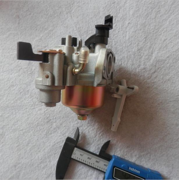 Karbüratör Honda GX140 5HP için 18mm döner biçme kar blower carb meclisi ücretsiz kargo su pompası yedek parçaları