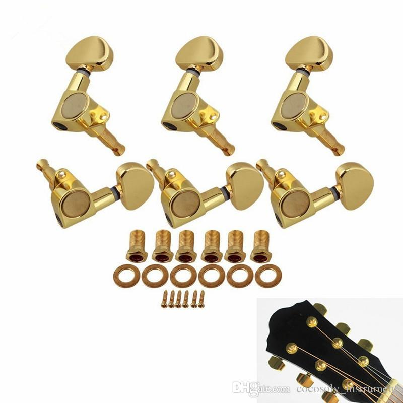 2019 3r3l Guitar String Tuning Peg Guitar Machine Heads Tuners