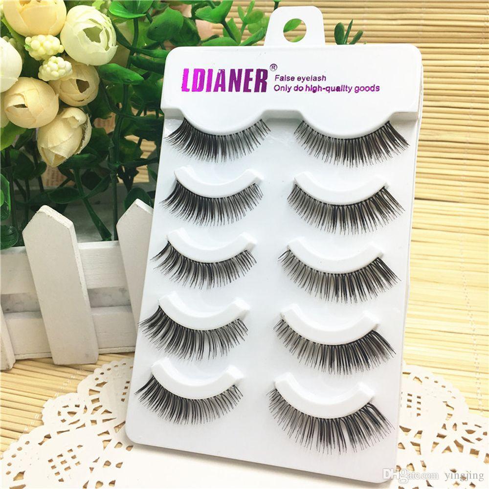 49eea996681 Handmade Dense Long 3D False Eyelashes Fake Eye Lashes Natural Luxurious  Makeup Extension Tool Feather Eyelashes How To Clean False Eyelashes From  Yingjing, ...