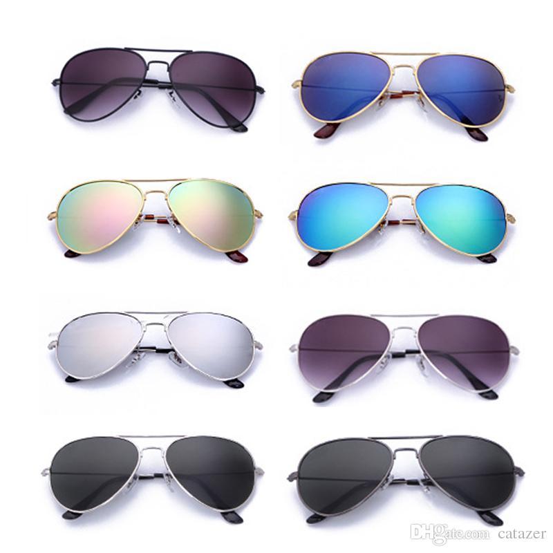 Femmes Hommes Été Glasses, Unisex Mode Anti UV400 lunettes de soleil par Reaso (07)