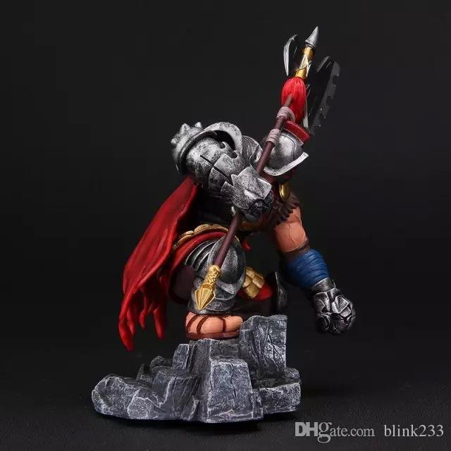 2017 Better Seller Grandmaster at Arms Jax LOL PVC Action Figures lol The Grand Duelist Metal Gear Solid Toys