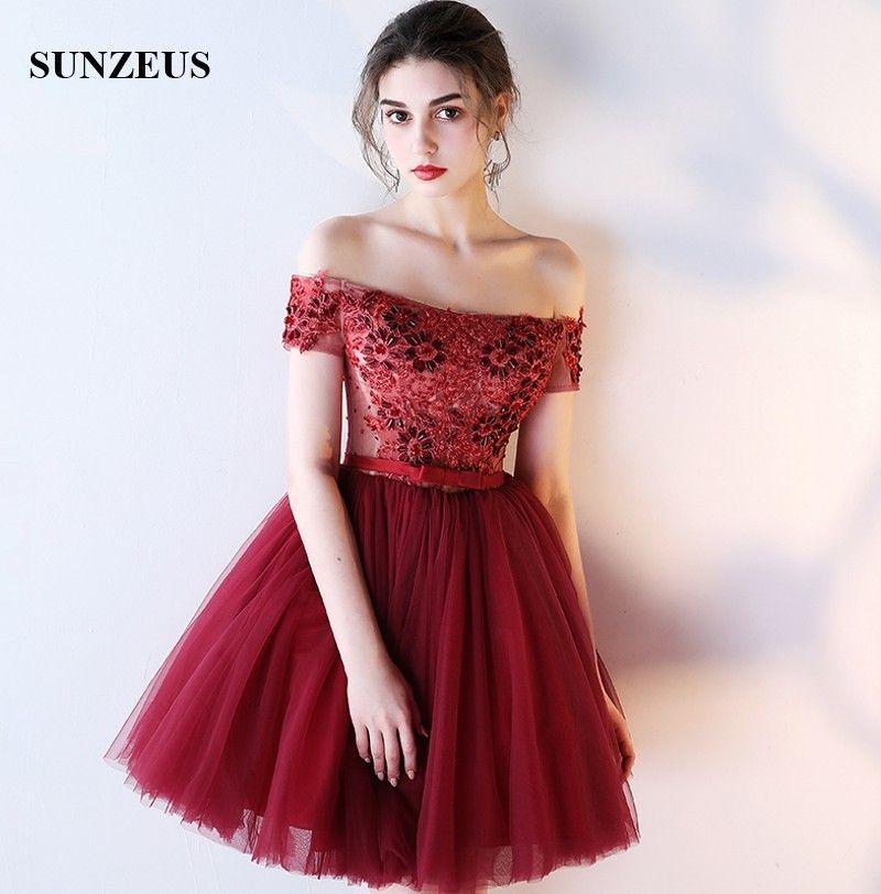 Robe de soiree corset courte