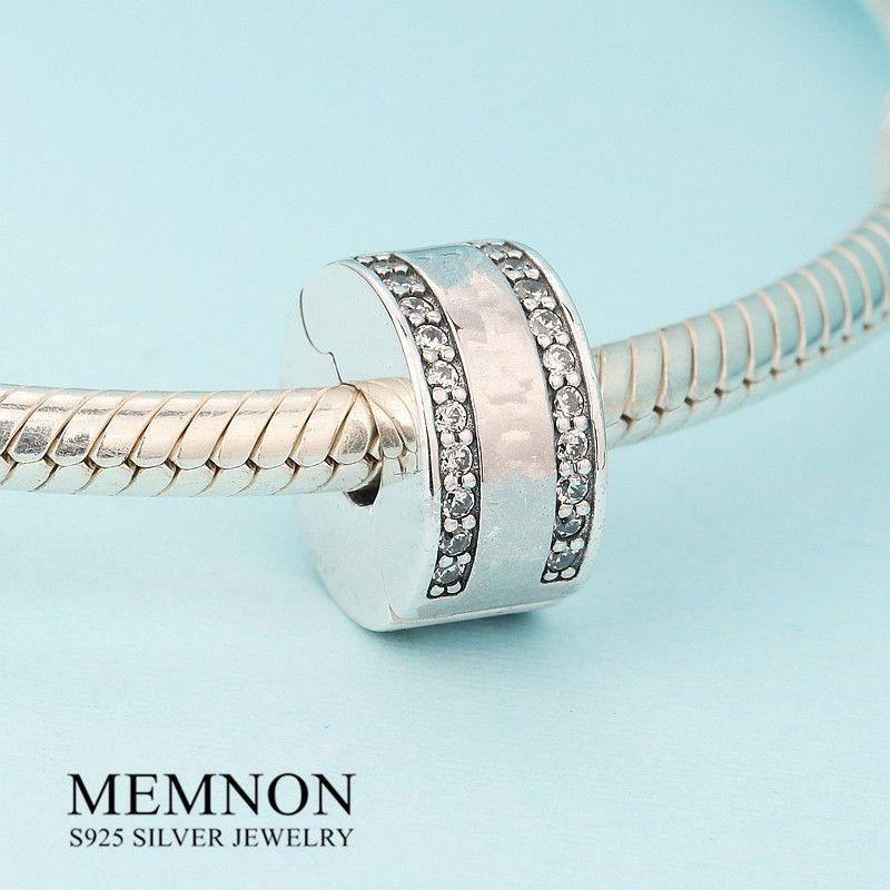 Новая коллекция весна Insignia клип бусины подвески стерлингового серебра 925 Шарм fit бусины браслеты DIY fine Memon ювелирные изделия KT070