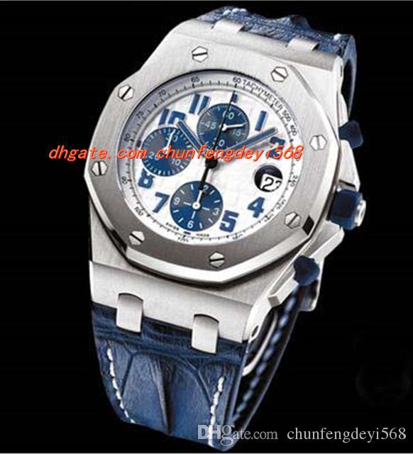 Moda Lüks Offshore Chronograph Donanma İzle st.oo.d305cr.01 Kuvars Erkek Saatler erkek Izle Üst Kalite