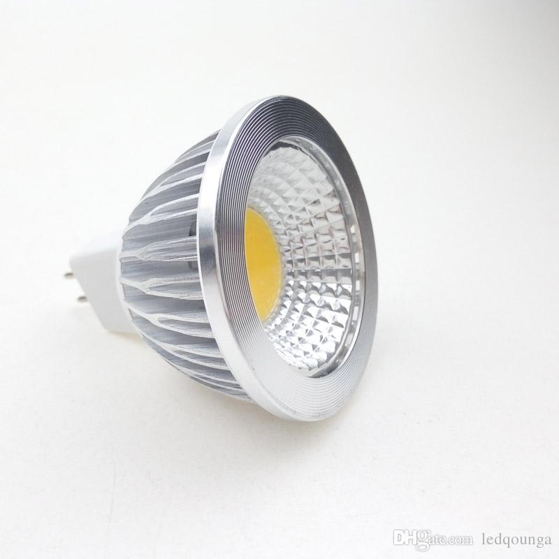 12v D Raccords Énergie Lampe Cob Ampoule Blanc Chaud Spot Baïonnette 5w Cabinet Vers Le Bas Cool Économie Ampoules Led Mr16 3w 12volt RjL54A