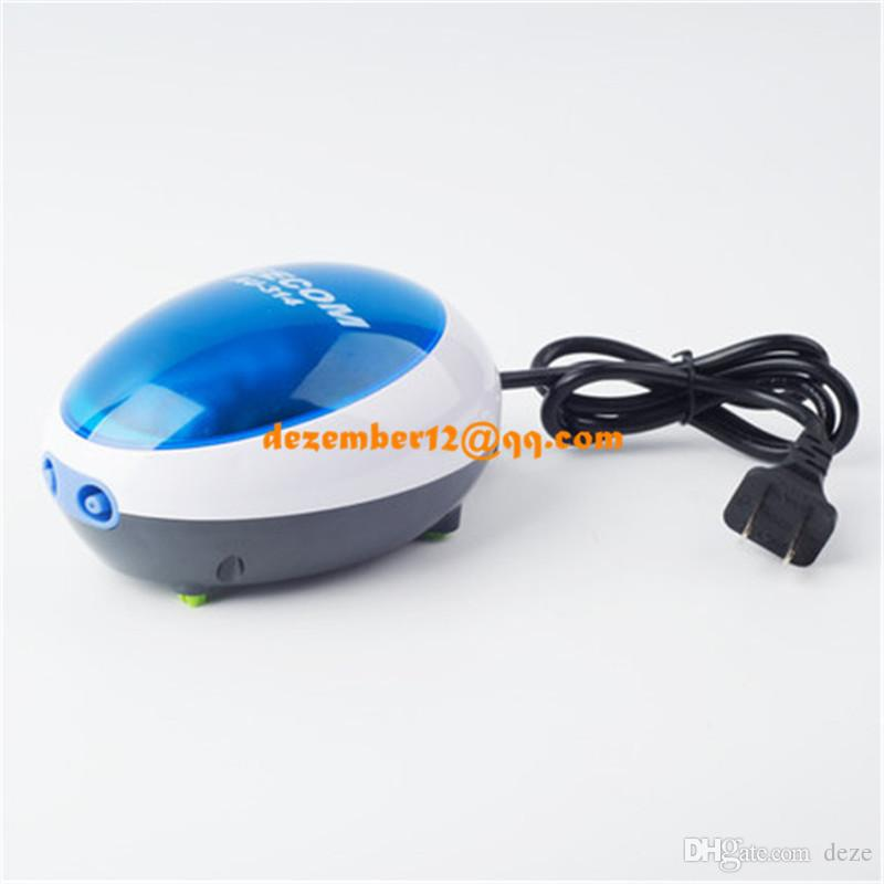 High Quality 2W 5W Ultra Silent Aquarium Air Pump Fish Tank Air Oxygen Aerator Pump AC220-240V