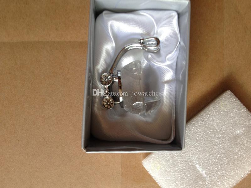 Kristall Kinderwagen Handwerk Kindergarten Ornamente Geburtstag Hochzeit Souvenir Baby Shower Party Favor Geschenk s Geschenke für Gast