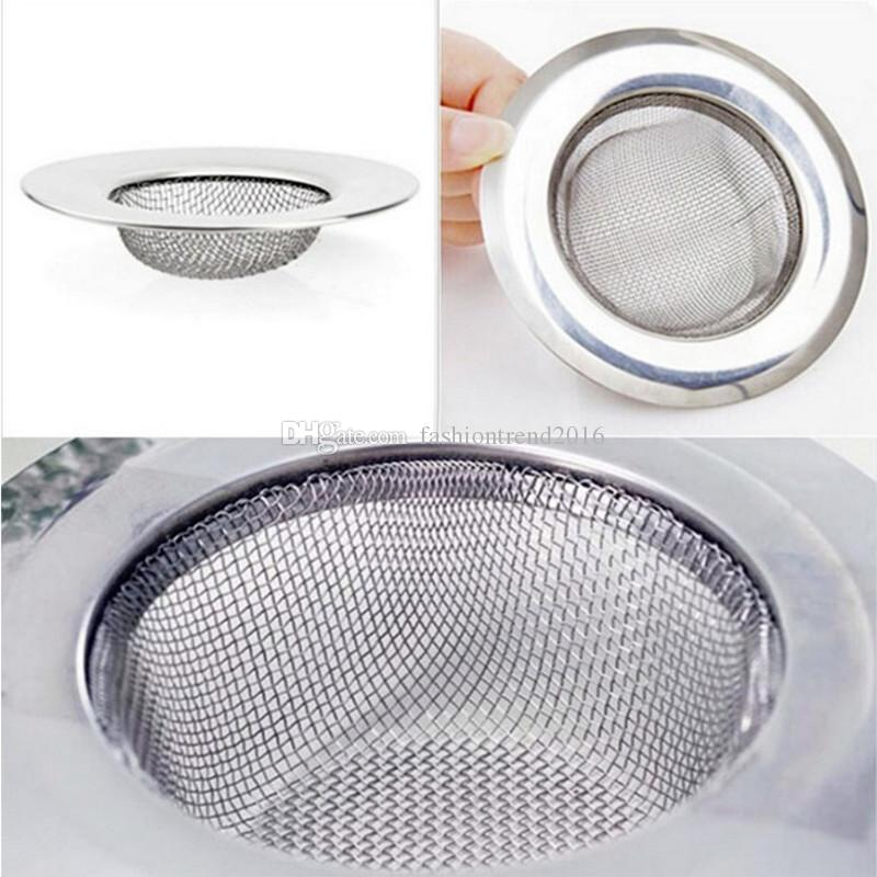 2018 Stainless Steel Sink Strainer Shower Floor Drain Bathroom Plug Trap  Hair Catcher Kitchen Sink Filter Floor Cover Basin Drainage From  Fashiontrend2016, ...