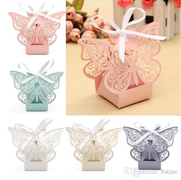 butterfly lace hollow out paper candy boxes wedding favors sweets butterfly lace hollow out paper candy boxes wedding favors sweets bags table decoration favor wedding boxes heart favor box from bstarc 13 27 dhgate