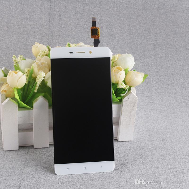 Xiaomi Redmi için 4 Standart 2 GB RAM 16 GB ROM LCD Ekran + redmi 4 Normal Sürüm için Dokunmatik Ekran Digitizer