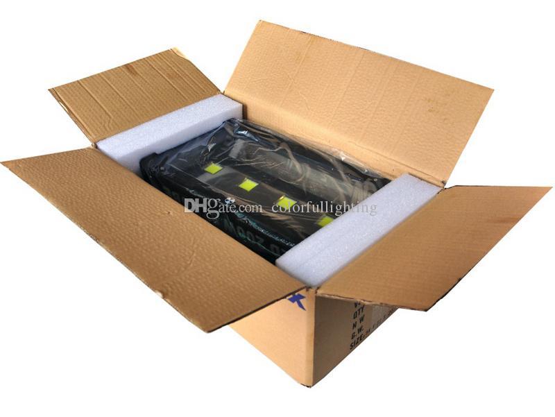 무료 배송 2 년 보증 재고 중국 베스트셀러 x100W 고품질 400W LED 원자 스트로브 빛