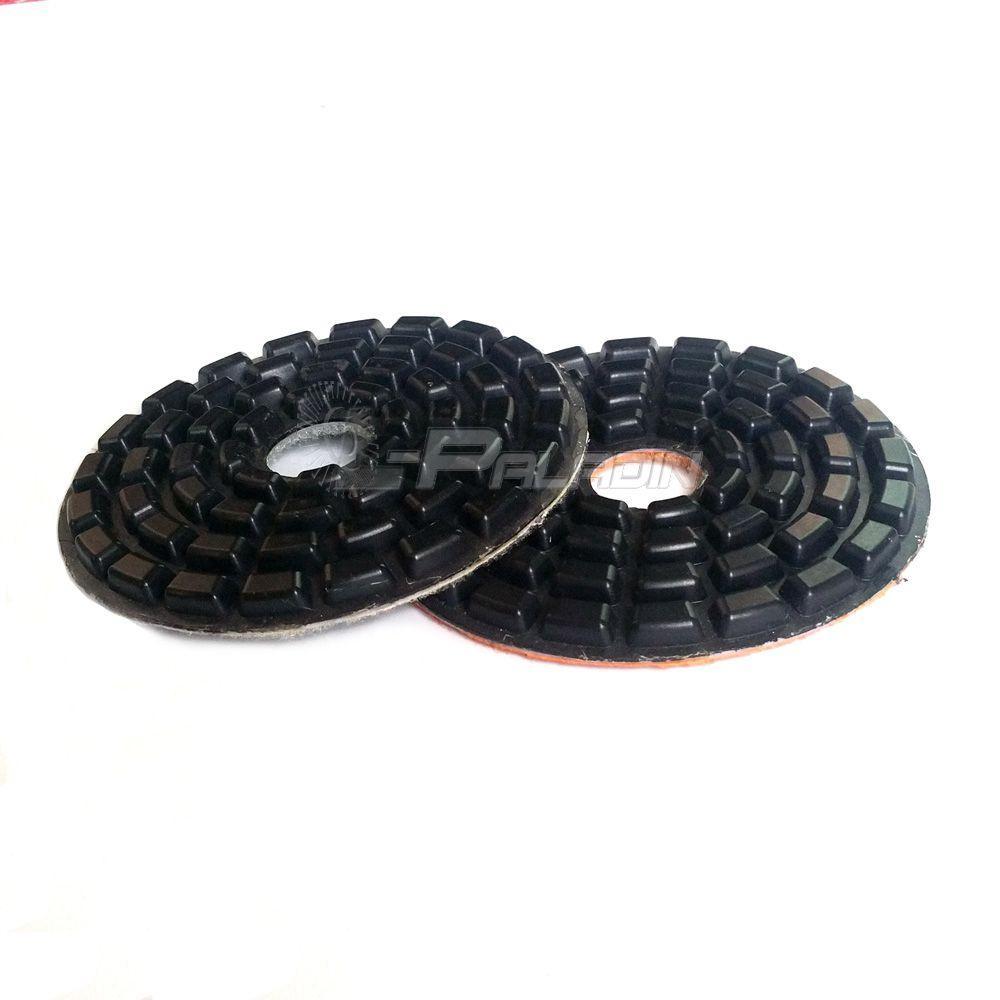 5 Hook Loop Grinding Disc Ceramic Tile Renovating Ceramic Floor