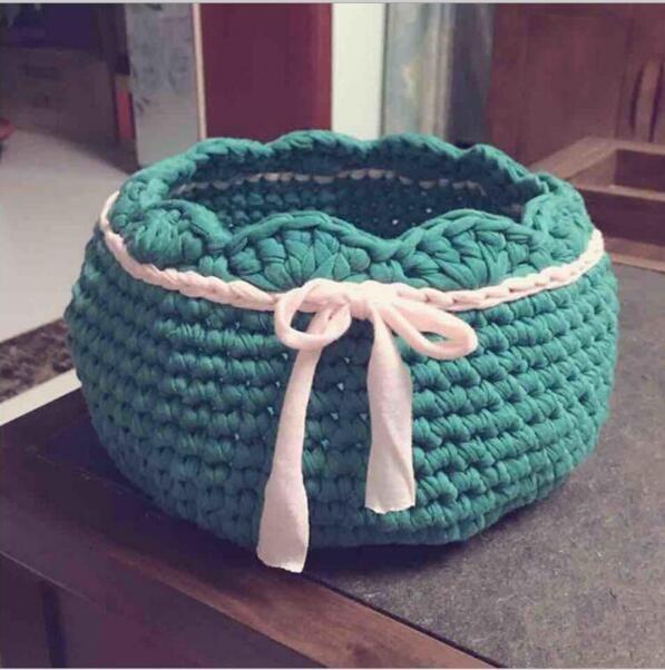 2019 30m Soft Thick Crochet Yarn For Knitting Mathandbag Fancy