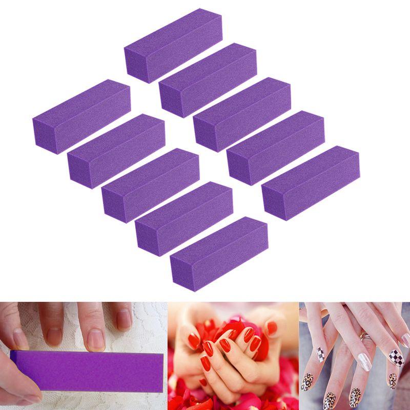 Wholesale- Buffer Sanding Blocks Nail File Buffer Sanding Blocks For ...