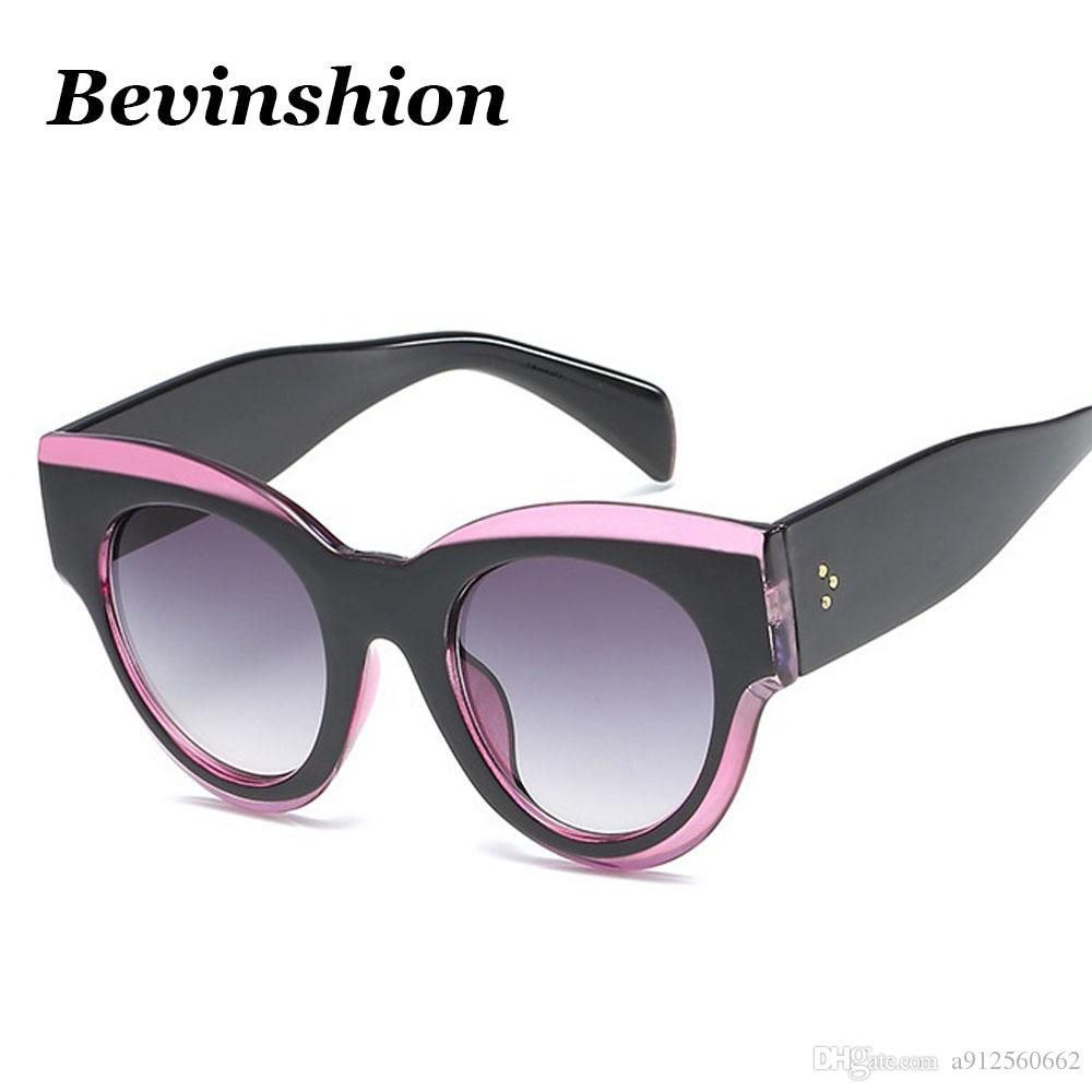 251d08554c New Arrival 2017 Cat Eye Sunglasses Women Retro Sexy Sun Glasses ...