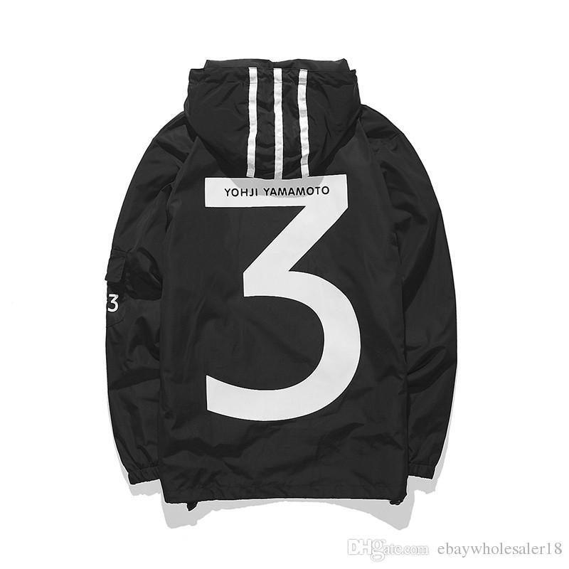 y3 yeezus jackets pablo kanye west men ma1 pilot hip hop skateboard