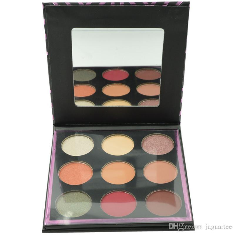 HOT NEW Manny MUA x Makeup Geek Eyeshadow Palette LE BNIB eyeshadow DHL GIFT