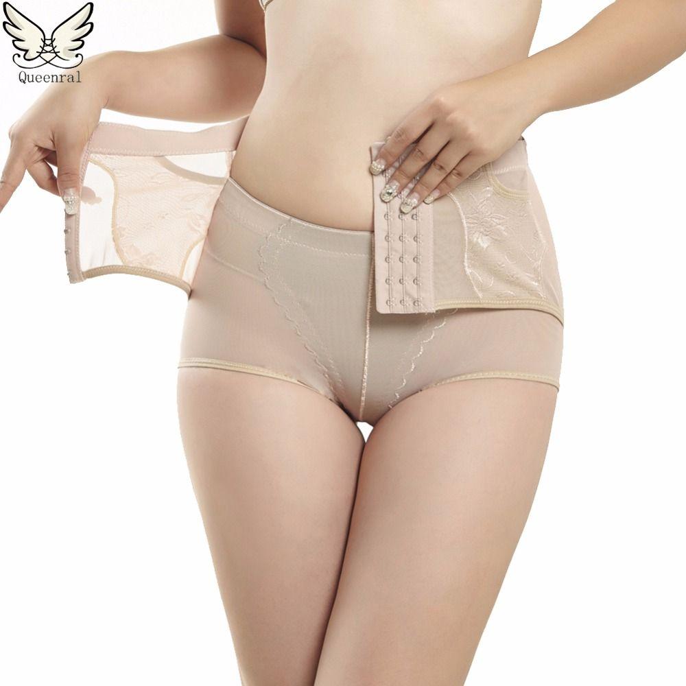 ae5f9fcd64 Wholesale- Waist Trainer Slimming Underwear Control Pants Butt ...