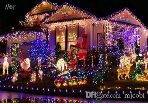 30m 300 led string lichten groothandel witte flitslicht kerstfeest fairy trouwverlichting AC110V-220V