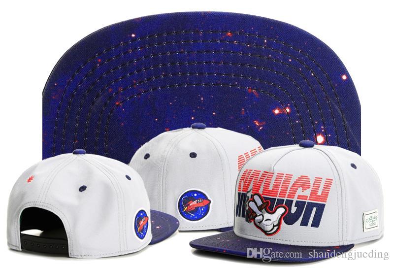 Neue Cayler Sons Einstellbare Caps Brief Baseballmütze männer Knochen Hysterese Hip Hop Mode Flache Hut