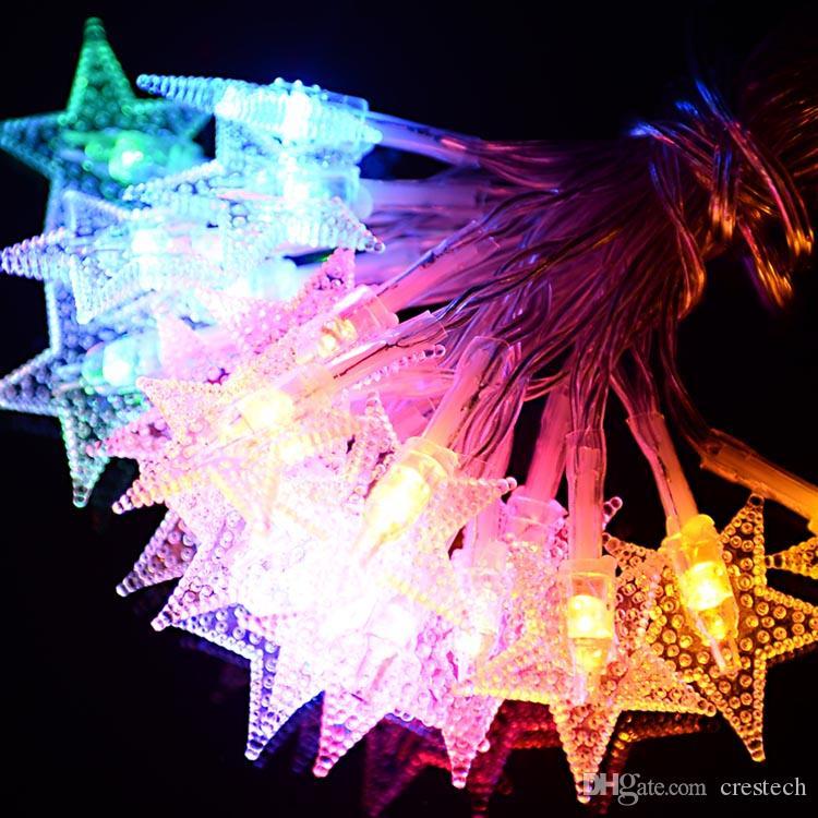 Pearl Star Christmas Gift 10m Led Strip Xmas Decoration Snow Star ...