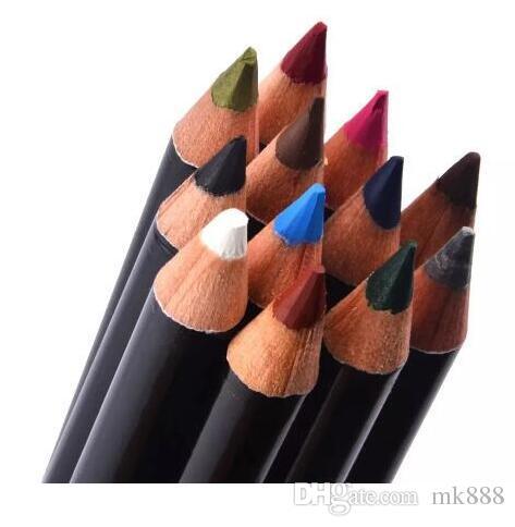 Frete Grátis Maquiagem Melhor Best-seller Bom Venda Neweat Products Liner Lápis Lápis Lápis de boa qualidade Presente grátis
