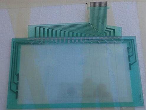 Nuovo pannello in vetro originale touch screen riparazione NT20-ST121-EC NT20-ST121B-EC