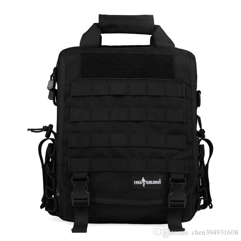FREE SOLDIER Outdoor Tactical Backpack Men Women Camping Hiking ... 70a609051dc03