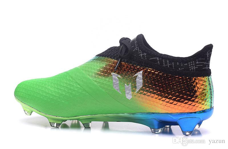 Dropshipping Accepted X 16+ Purechaos FG Football Shoes 8c798c68aed48