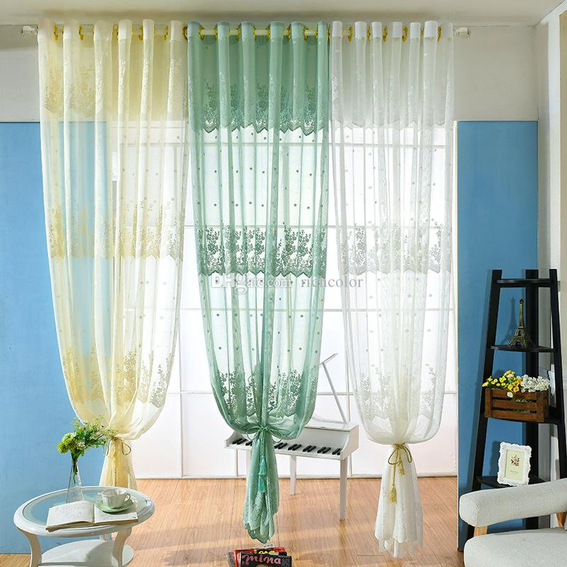 Discount Modern Living Room Curtains Drapes | 2017 Modern Living ...