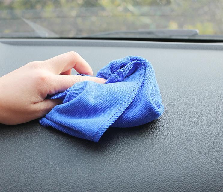 Mikrofiber Pamuk Havlu Araba Temizleme Yıkama Temiz Bez Araba temiz Toz Sıvı Yağ Supper Süpürge havlu Araba Bakım ATP110