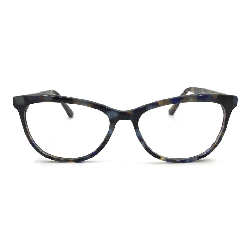 f8345c7750 Wholesale- Laura Fairy Brand Designer Cateye Style Glasses Frame High  Quality Vintage Colorful Demi Design Prescription Frame Eyeglasses Brand  Frame ...